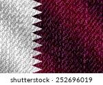 Flag Of Qatar Themes Idea Design