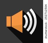 sound | Shutterstock .eps vector #252712504