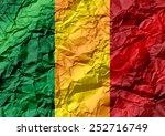 Republic Of Mali Flag Themes...