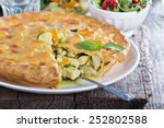 Chicken Curry Savory Pie With...