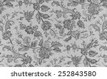 vintage style of tapestry... | Shutterstock . vector #252843580