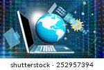 science computers research...   Shutterstock . vector #252957394