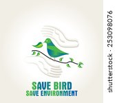 Save Bird Save Environment...