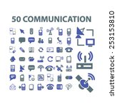 50 communication  connection ...