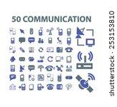 50 communication  connection ...