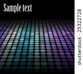 colorful halftone background   Shutterstock .eps vector #25322728
