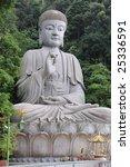 buddha statue   genting   Shutterstock . vector #25336591