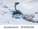 Cablecar To Mt. Titlis In...