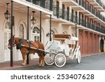 Elegant Horse Drawn Carriage I...
