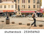 johannesburg  south africa  ...   Shutterstock . vector #253456963