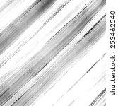 black abstract watercolor macro ... | Shutterstock . vector #253462540