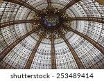 paris  france  on september 21  ... | Shutterstock . vector #253489414