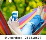 zaporizhzhya  ukraine  ... | Shutterstock . vector #253518619