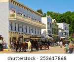 Mackinac Island  Mi   June 26 ...