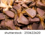 Boiled Duck Liver And Organ Fo...