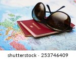 plan your travel | Shutterstock . vector #253746409