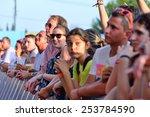benicassim  spain   july 17 ... | Shutterstock . vector #253784590