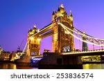 Beautiful Tower Bridge At...