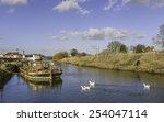 beverley  yorkshire   february... | Shutterstock . vector #254047114