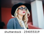 street style | Shutterstock . vector #254055319