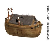 Noah's Ark With A Handful Of...