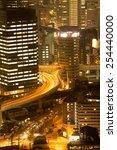 osaka  japan   december 26 ... | Shutterstock . vector #254440000
