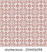 pattern seamless design vector... | Shutterstock .eps vector #254456398