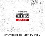 grunge texture   abstract stock ... | Shutterstock .eps vector #254504458