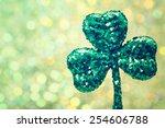 Saint Patrick's Day Shiny Gree...