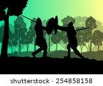 Medieval Warrior  Crusader...