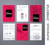 templates. vector flyer ...