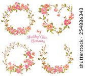 Flower Banners And Tags   For...