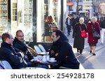 paris  france   december 29  ... | Shutterstock . vector #254928178