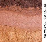 layer of soil underground