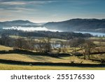 Morning Mist Over Windermere...
