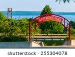 Entrance To Bayfront Park Unde...