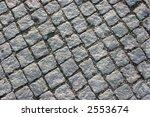 traditional portuguese stone... | Shutterstock . vector #2553674