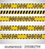Caution Stripes Collection....