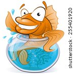 great illustration of a cute... | Shutterstock .eps vector #255401920