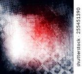 abstract tech grunge background | Shutterstock . vector #255451390