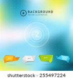 abstract colorful background... | Shutterstock .eps vector #255497224