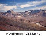 view from licancabur volcano | Shutterstock . vector #25552840
