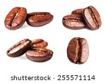 Collection Of Roasted Coffee...