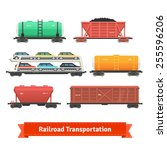 Railroad Transportation Set....