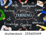 Diverse People Coaching...