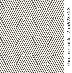 vector seamless pattern. modern ... | Shutterstock .eps vector #255628753