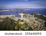 Rio de janeiro  brazil   aerial ...