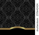 Elegant Ornate  Background Wit...