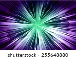 dark blue purple light abstract ... | Shutterstock .eps vector #255648880