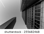 frankfurt  germany september 27 ... | Shutterstock . vector #255682468